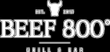 Logo von Beef 800°